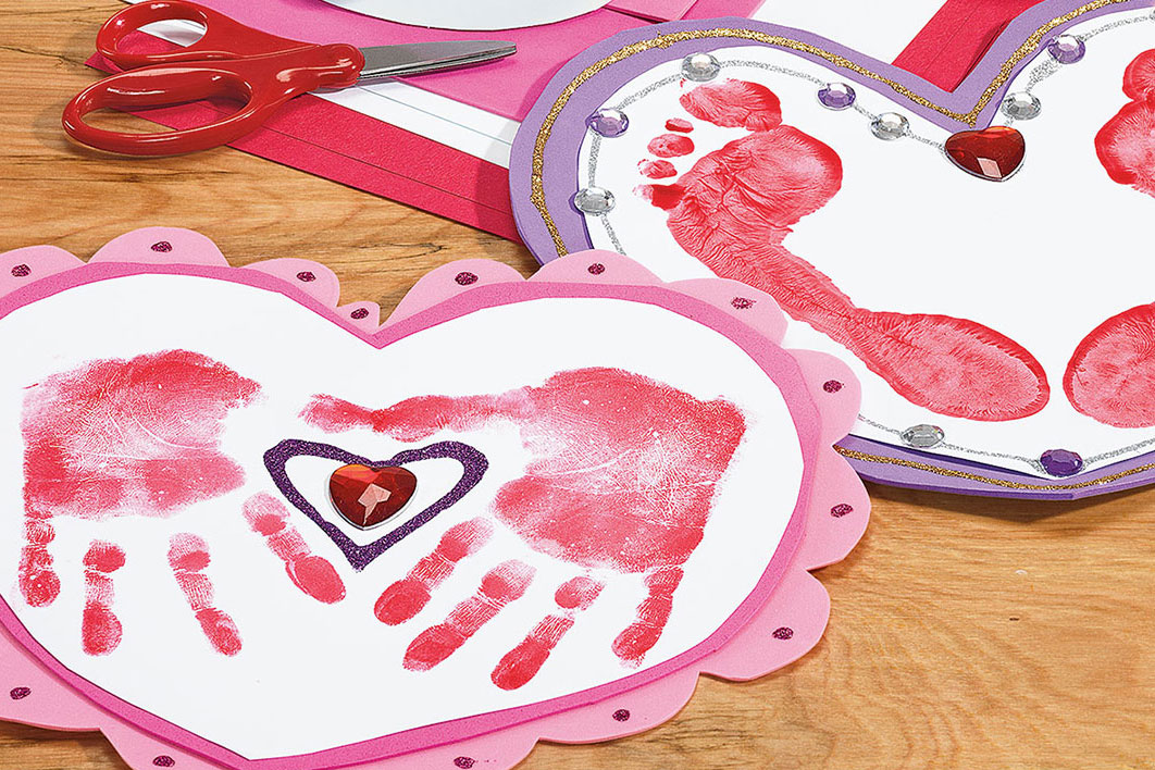 Big Heart Valentine Prints