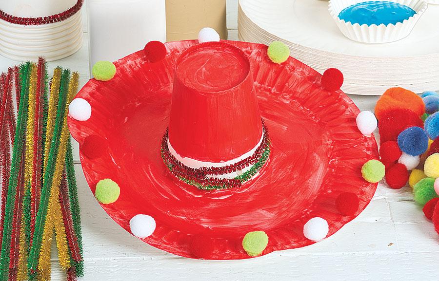 Cultural Diversity Sombrero