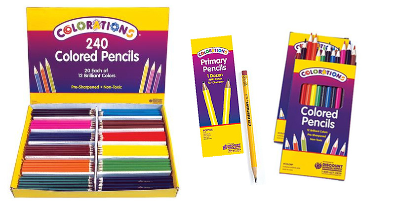Coloring - Pencil Packs