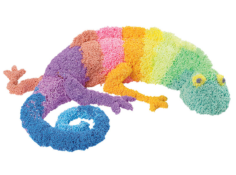 FOAM MIX chameleon
