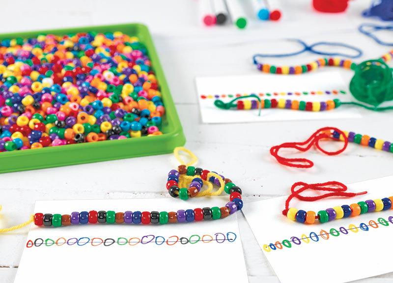 Matching Beads