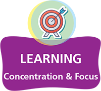 Learning Concentration Focus