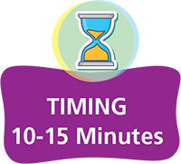 Time 10-15min