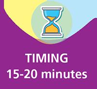 Time 15-20min