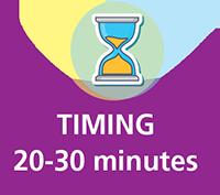 Time 20-30min