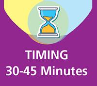 Time 30-45min