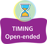 Time open