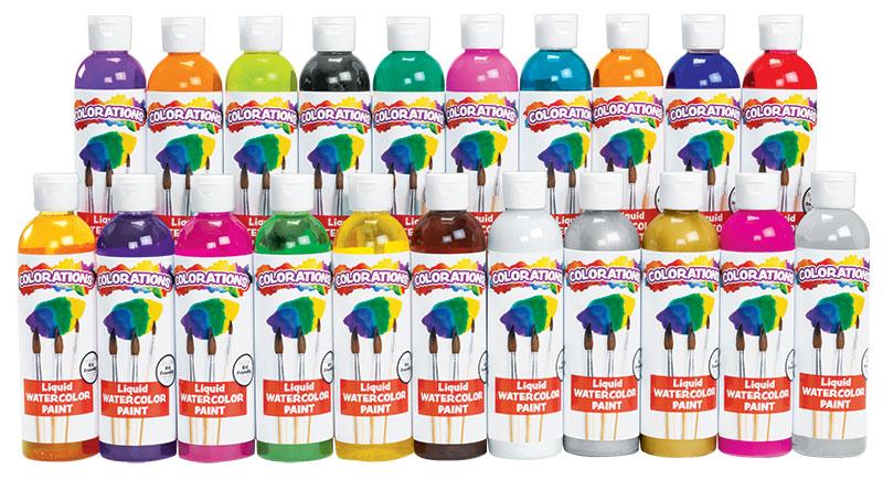 Colorations Liquid Watercolor