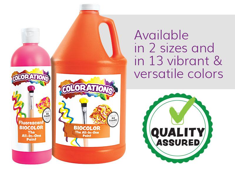 BioColor Bottles