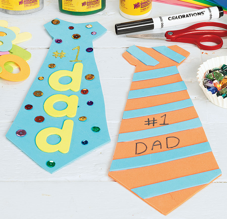 A Necktie for Dad