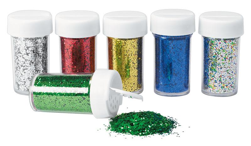 Plastic Glitter