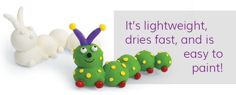 Light Weight Air Dry Putty