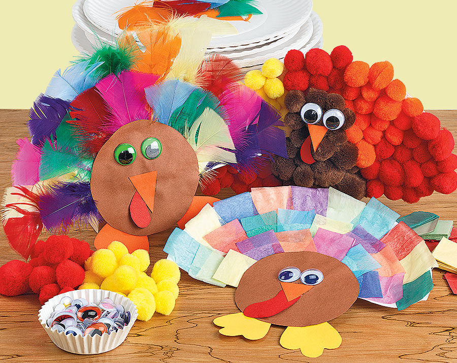 Decorate Your Own Gobbler