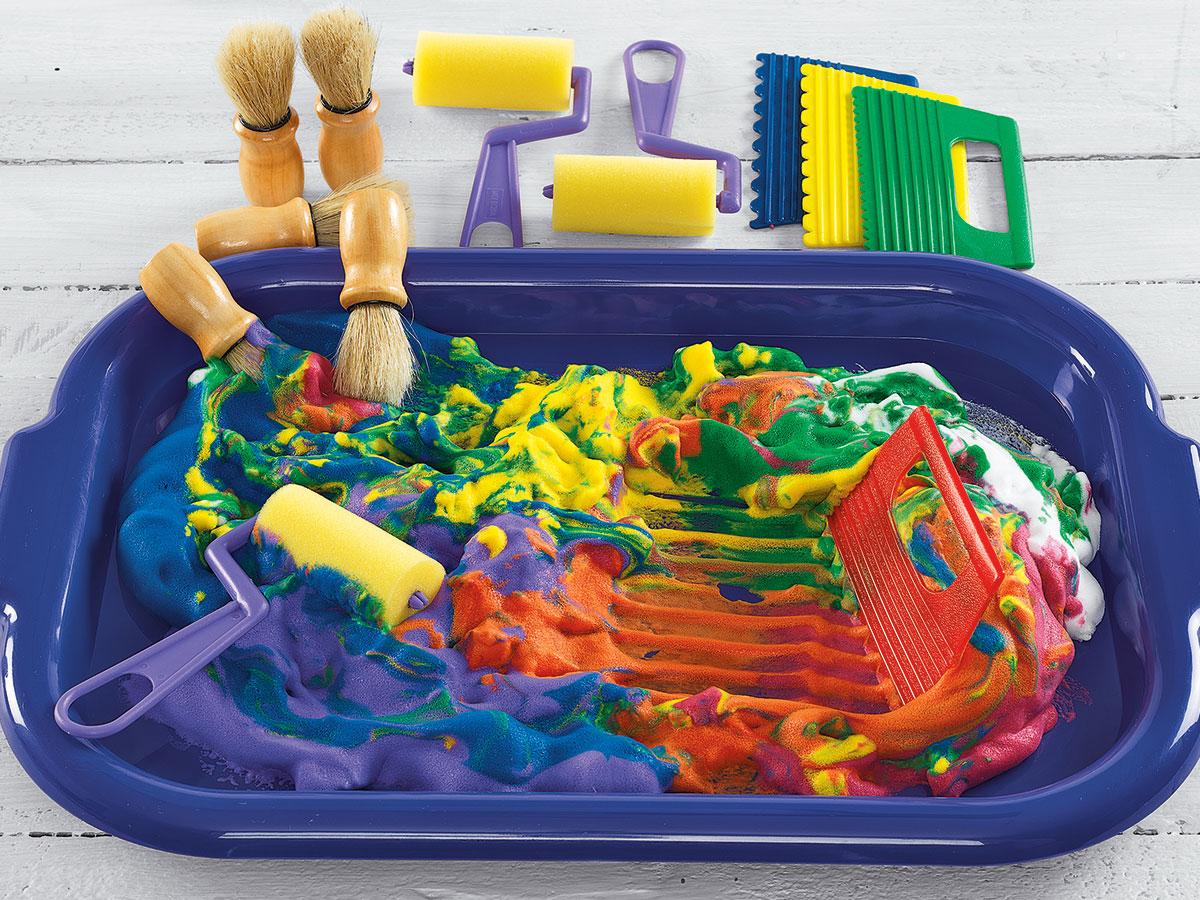 Colorations Foam Paint Explore