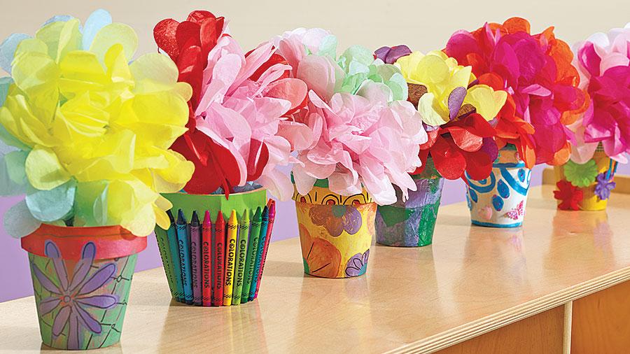 Fun Flowerpots