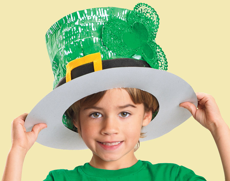 St. Pat's Hats