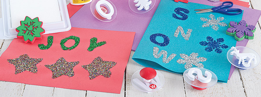 Stamping Glitter