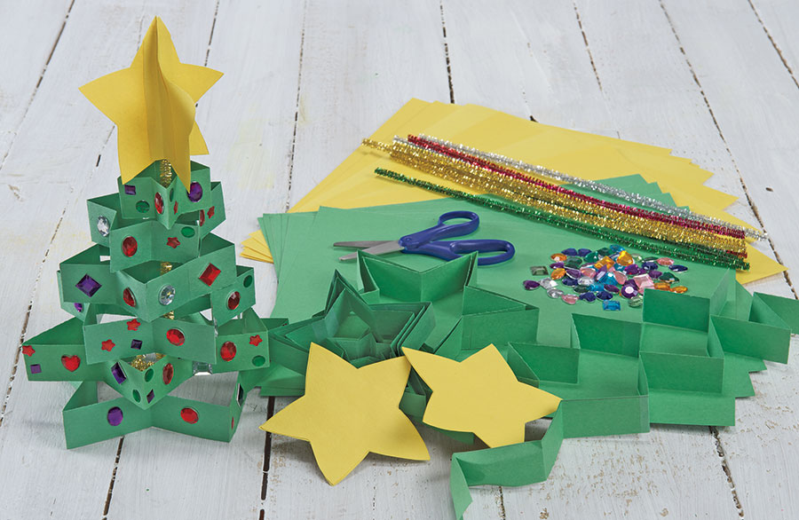 Stacking Star Tree