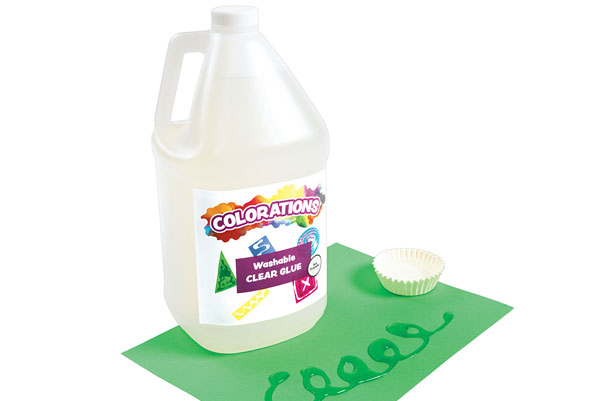 Colorations School Clear Glue