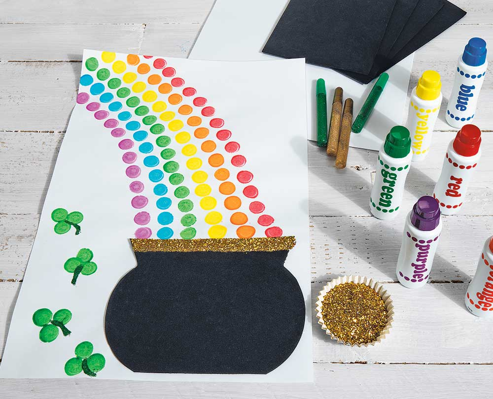Do-A-Dot Rainbows