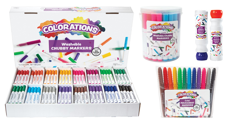 Colorations® Markers