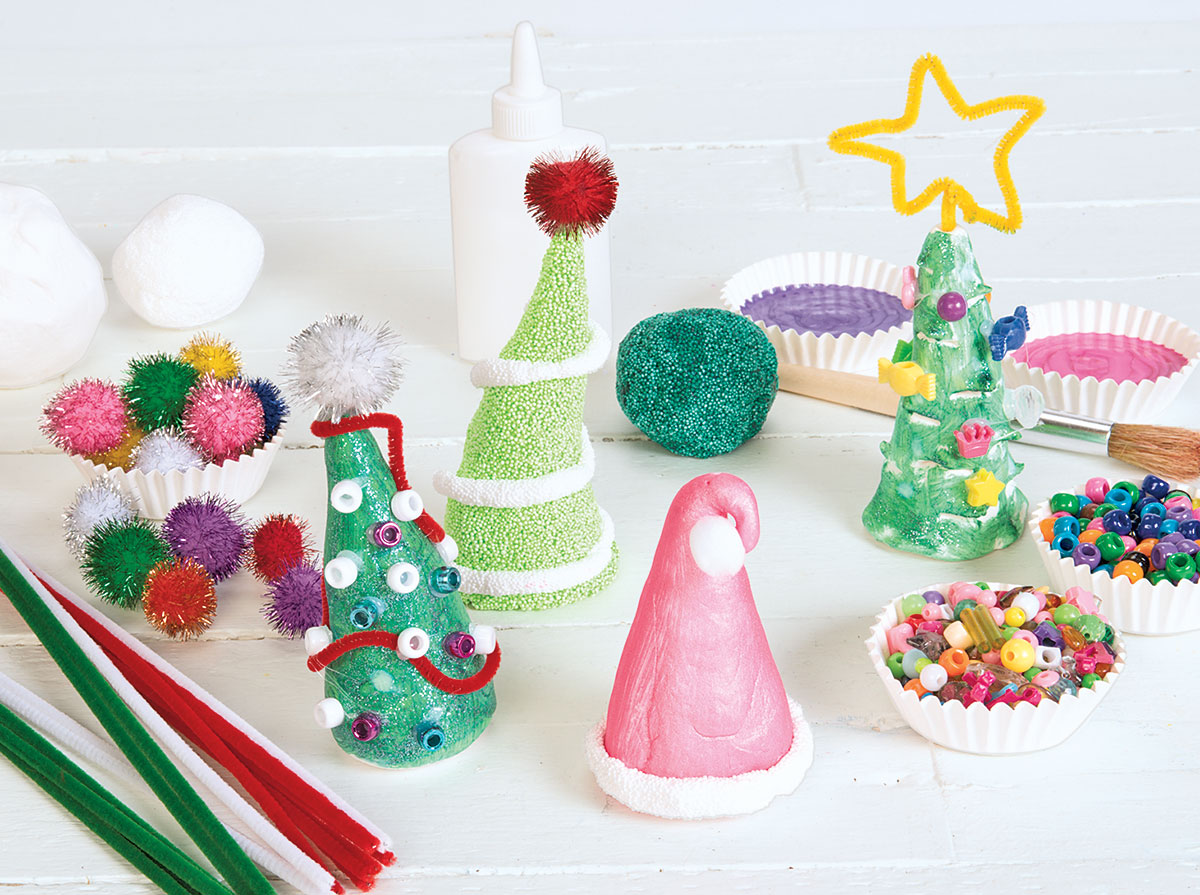 Holiday Winter Christmas Creative Craft Activit