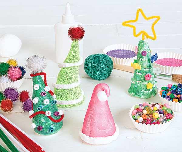 Holiday Winter Christmas Creative Craft Activit
